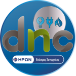 dnc επίσημος συνεργάτης της ΗΡΩΝ